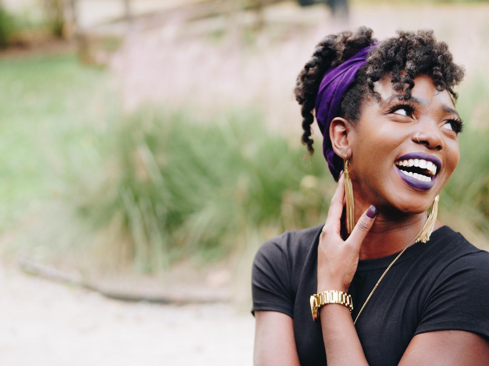 Coiffure afro femme paris